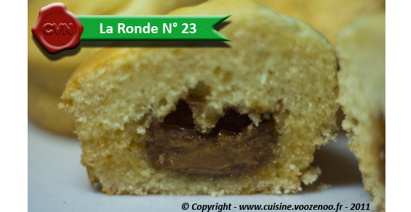 Muffins à la pâte de Spéculoos - Ronde Inter Blog N°23