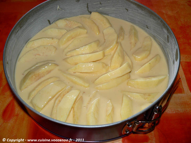 Millas aux pommes etape3