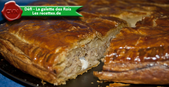 """Galette des Rois """"Pomarlou"""""""
