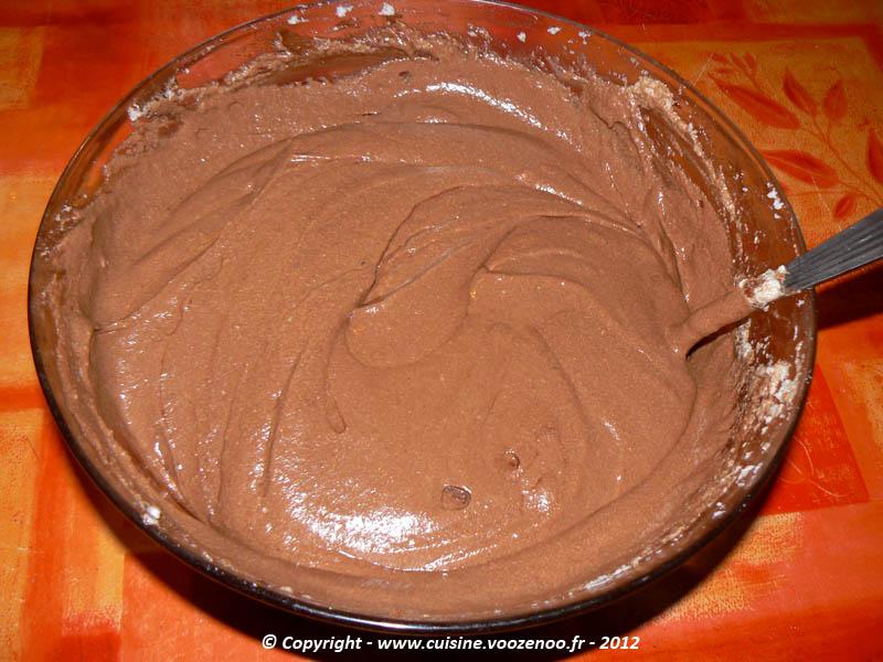 Coeur de chocolat etape4