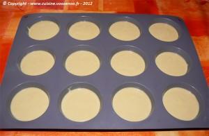 Muffins au coca-cola etape2