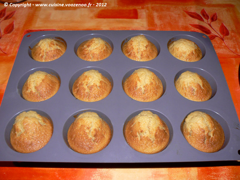 Muffins au coca-cola etape3