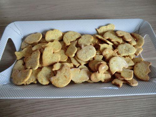 biscuits citron pavot