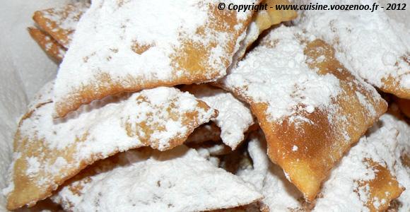 Oreillettes Provençale