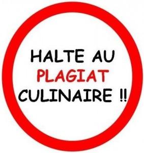 Halte au plagiat culinaire