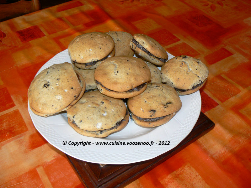 Whoopie pies Oreo fin