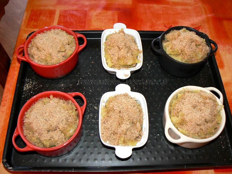 Gratin de chou vert et pommes de terre etape2