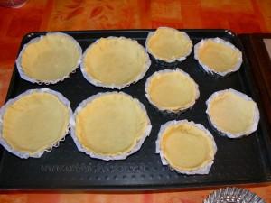 Tartelettes aux poires etape2