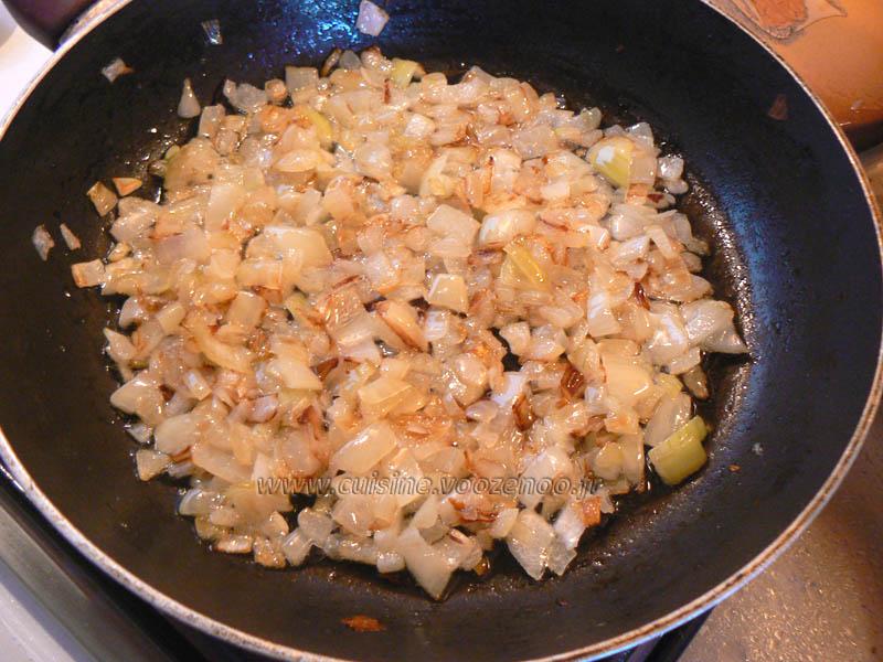 Tarte aux carottes et thym etape1