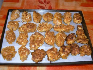 Nuggets de poulet Home Made etape4