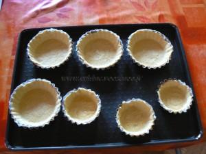 Tartelettes aux bananes et nutella etape1