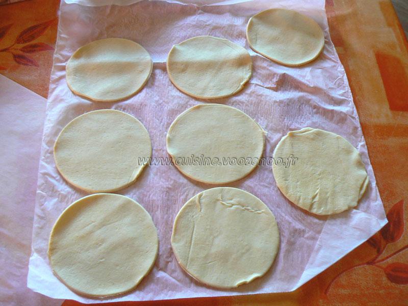 Feuilletes de feta et tomates cerises au miel etape1