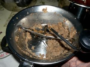 Soupe de poisson d'une marseillaise etape 2