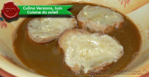 Soupe de poisson d'une marseillaise