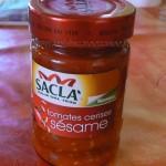 Brick a la viande sauce tomates cerises sesame etape3