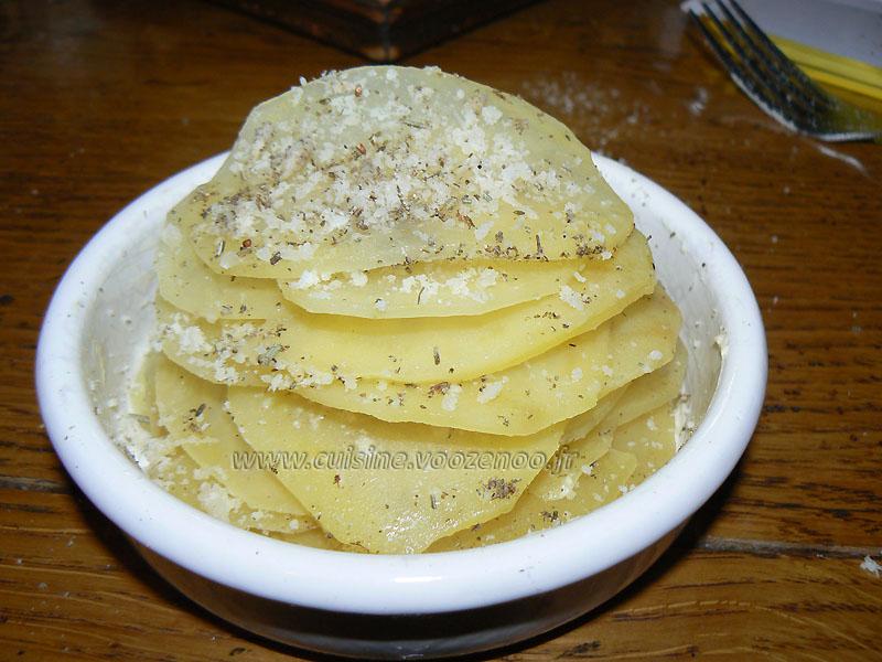 Millefeuilles de pommes de terre etape4