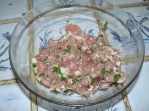 Paté de pommes de terre et de viande du limousin etape1
