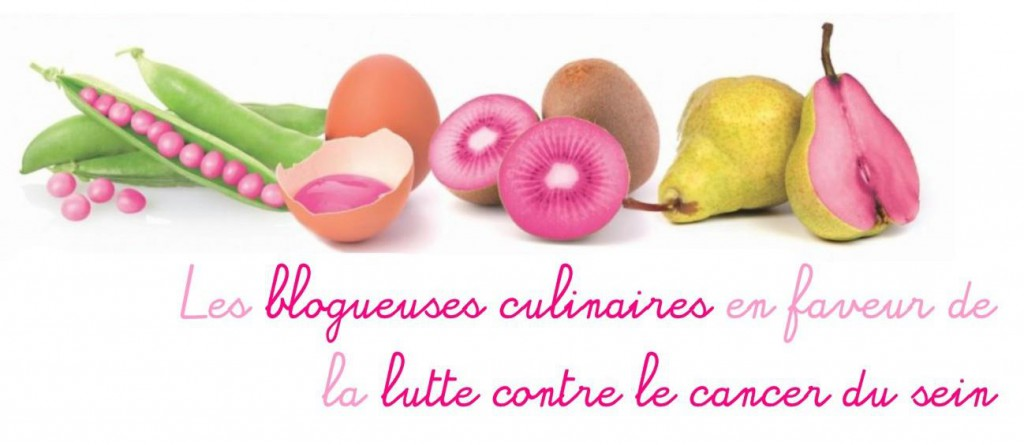 blogueuses culinaires octobre roses