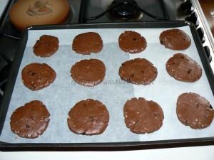 Cookies au nutella etape3