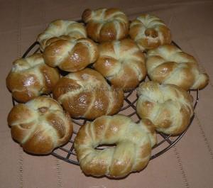 Petits pains à la semoule fin