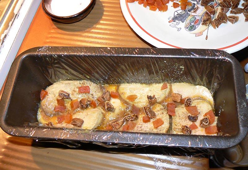 Foie gras de canard maison aux fruits secs etape4