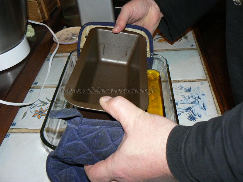 Foie gras de canard maison aux fruits secs etape8