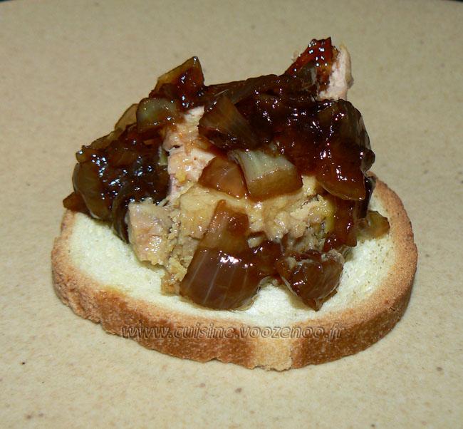 Foie gras de canard maison aux fruits secs fin2