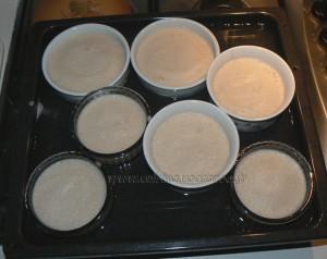 Crème à la crème de marrons etape3