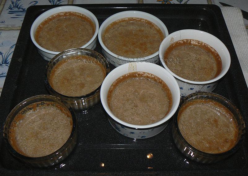 Crème à la crème de marrons fin