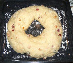 Gâteau des rois provencal etape5