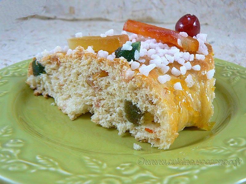 Gâteau des rois provencal fin4