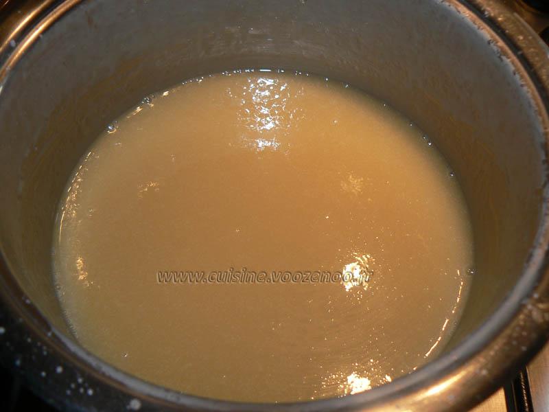 Caramel beurre salé etape2