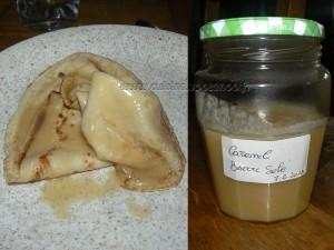 Caramel beurre salé presentation