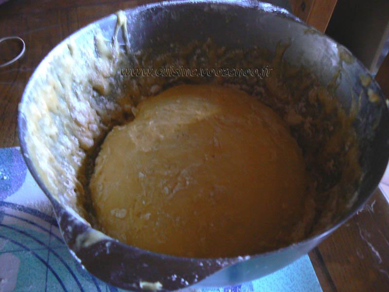 Brioche moelleuse sans lait etape4
