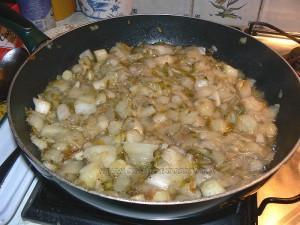 Tarte aux endives et camembert etape1