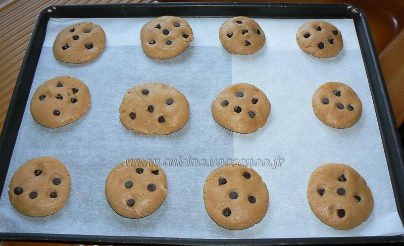 Cookies beurre de cacahuetes (Desperate Housewives) etape2