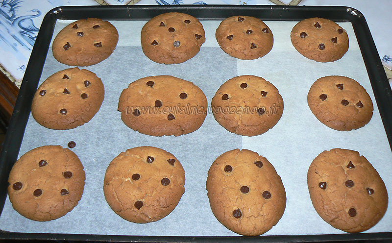 Cookies beurre de cacahuetes (Desperate Housewives) fin