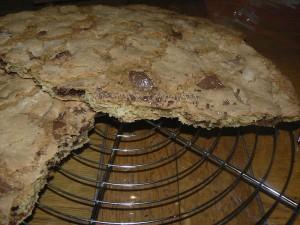 Cookie géant au toblerone fin2