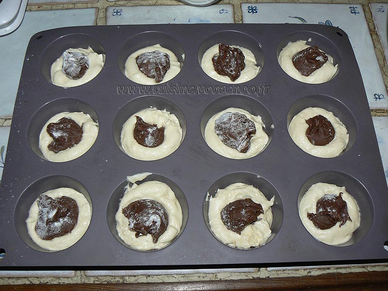 Mandises au nutella etape3