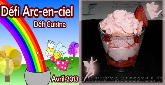 Défi cuisine Avril 2013 : Arc-en-ciel, Plat Monochrome… une seule couleur !!
