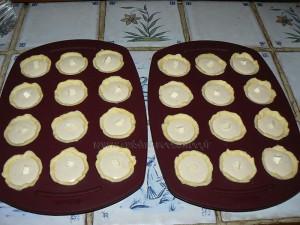 Tartelettes cremeuses à la vergeoise blonde etape2
