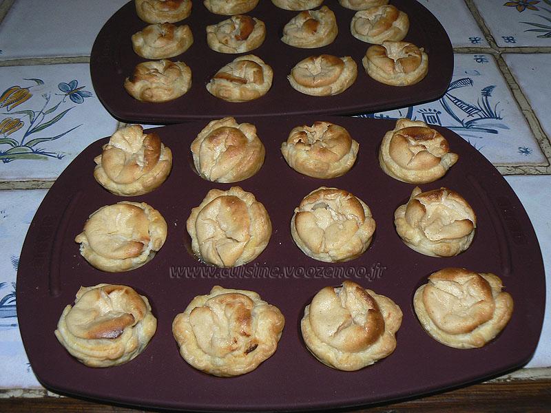 Tartelettes cremeuses à la vergeoise blonde etape3