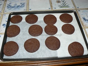 Biscuits double choco-menthe etape3