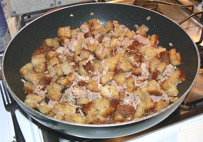 Delice au thon pain et mascarpone etape2