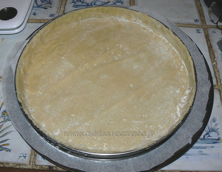 Tarte au citron de maurylise etape4