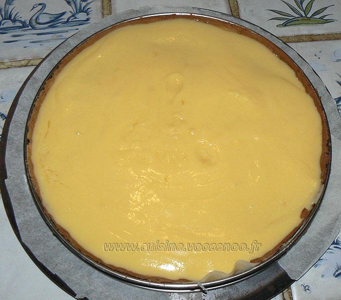 Tarte au citron de maurylise etape9