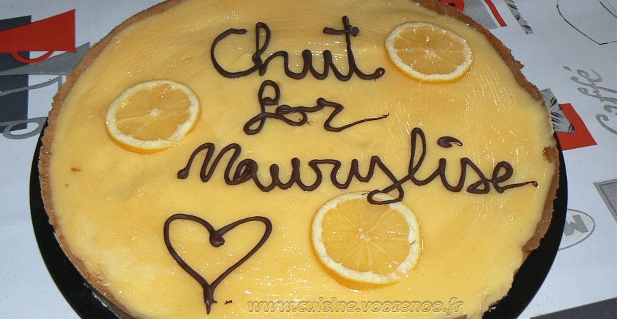 Tarte au citron de maurylise slider