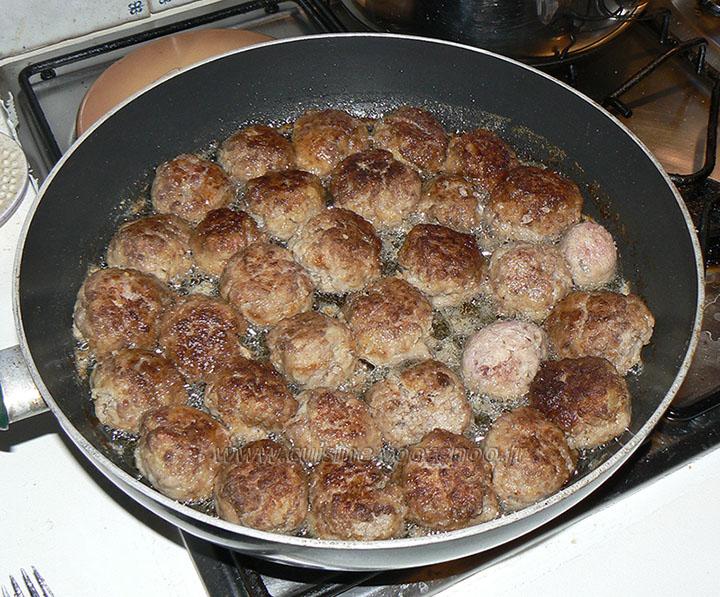 Boulettes de viande en sauce etape2