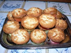 Muffins congolais fin
