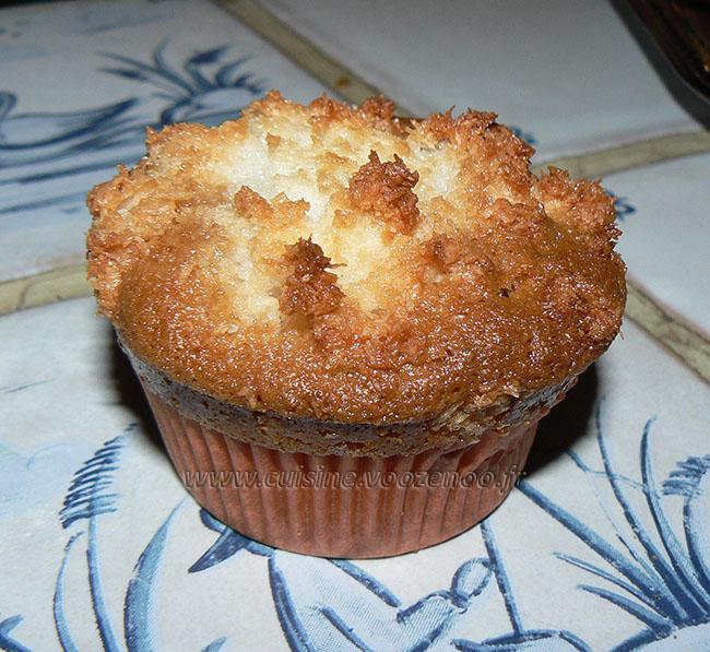 Muffins congolais presentation